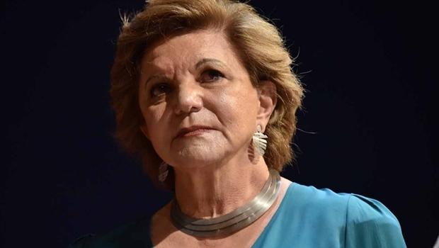 A ex-senadora Lúcia Vânia vai deixar o PSB