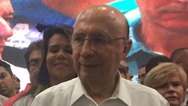 Em Goiânia, Meirelles afirma que representa renovação política para Presidência