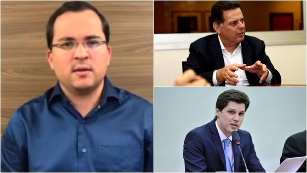 Candidato a deputado, Frederico Bispo lança o movimento Mardan — Marconi e Daniel