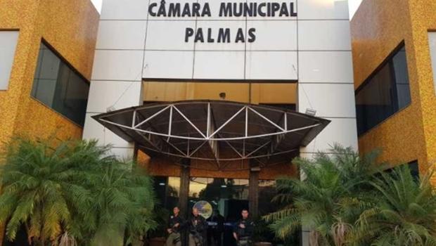 PC cumpre mandados de prisão contra presidente da Câmara de Palmas e outros dois vereadores