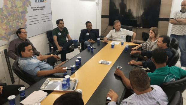 PRB irá bancar Gilvan Máximo como suplente de senador