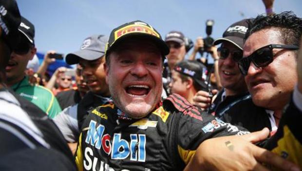 Rubinho Barrichello vence a Corrida do Milhão pela segunda vez em Goiânia