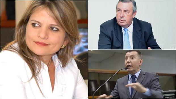 """Flávia Morais pode """"derrotar"""" José Nelto e José Mário Schreiner pra deputado federal"""
