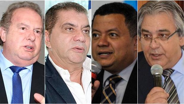 Após fim das convenções, confira candidatos ao governo e para o Senado no Tocantins