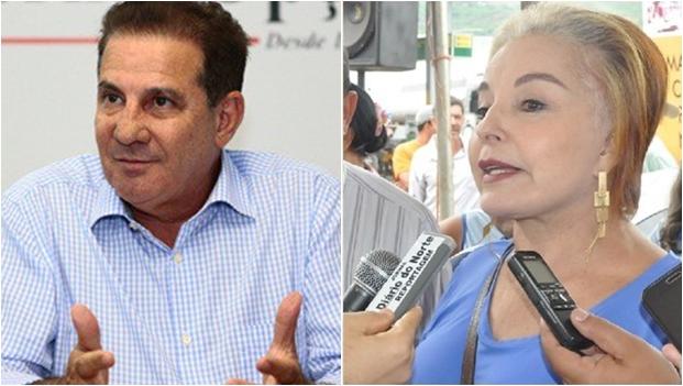 Pesquisas provaram que Vanderlan Cardoso estava certo ao fugir de Iris Araújo e de Iris Rezende