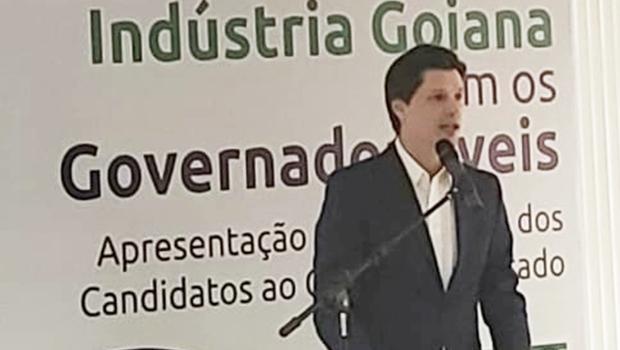 Daniel Vilela elogia política de incentivos fiscais implementadas por Marconi em Goiás