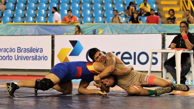 Goiânia sedia mundial universitário de Wrestling