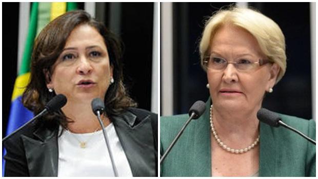 Assim como Geraldo Alckmin, UOL confunde Kátia Abreu com Ana Amélia