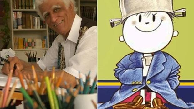 Cartunista Ziraldo sofre AVC e seu estado é grave