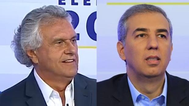 """Caiado desconhece Pacto Integrador de Segurança e Zé Eliton rebate: """"informe-se melhor"""""""
