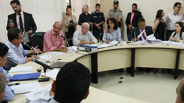 Em reunião, Comissão do Trabalho aprova projeto de reforma da Previdência