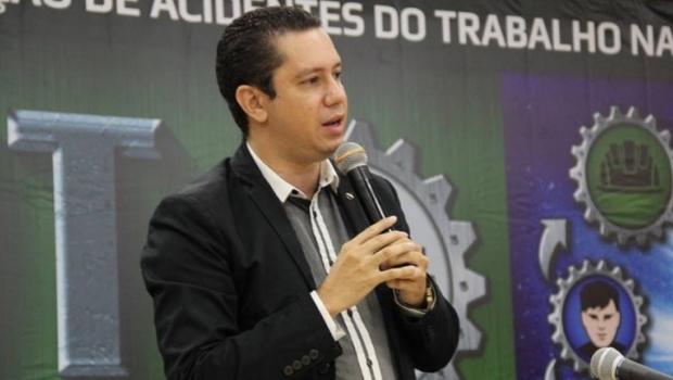 Candidato a deputado estadual é preso em Goiás durante operação da PF