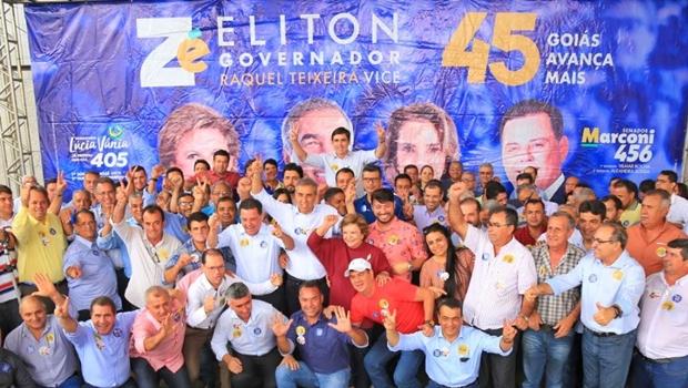 Prefeitos de 30 municípios goianos afirmam que eleição em Goiás vive clima de virada