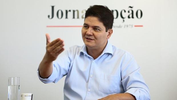 """""""Caiado não é oposição verdadeira aos 20 anos do governo como é a candidatura de Daniel"""""""