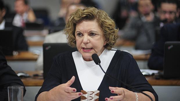 Ex-senadora Lúcia Vânia permanece na presidência estadual do PSB, determina Justiça