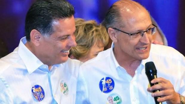 Em encontro com prefeitos, Marconi sugere a Alckmin o Programa Brasil na Frente