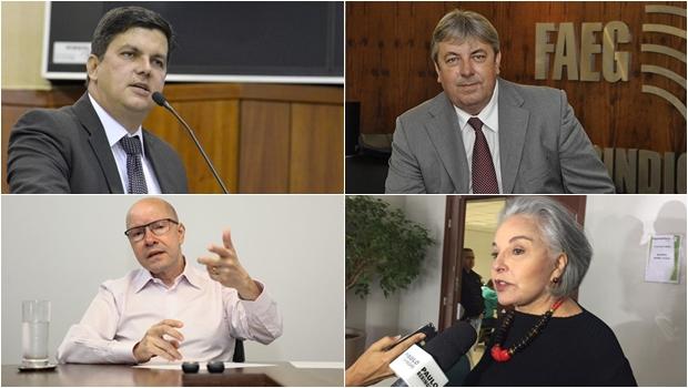 Há um consenso de que a renovação para deputado federal em Goiás será mínima. Nem será renovação