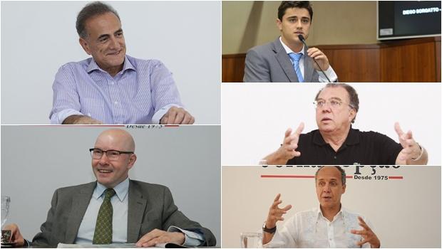 Políticos dizem que prefeitos e candidatos a deputado vão alavancar José Eliton