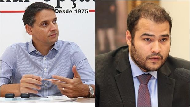 """Prefeitos """"de"""" Thiago Peixoto rejeitam apoio a Lucas Vergílio"""