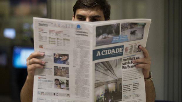 Jornal de 114 anos abandona formato impresso e segue apenas no digital