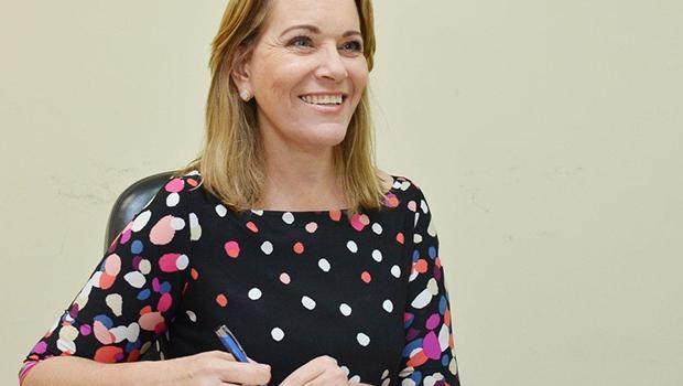 Lêda Borges afirma que vai disputar a presidência do PSDB