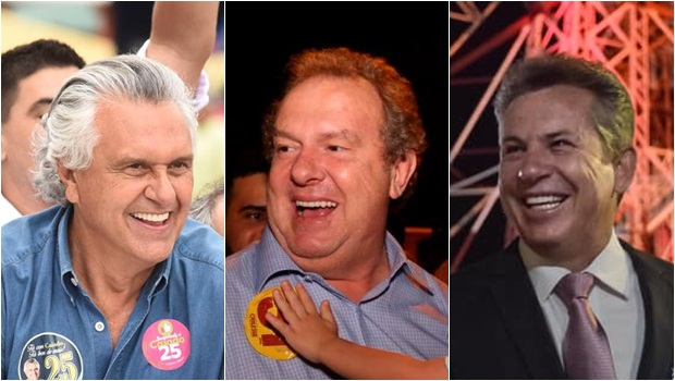 No Centro-Oeste e TO, três Estados tiveram governadores eleitos