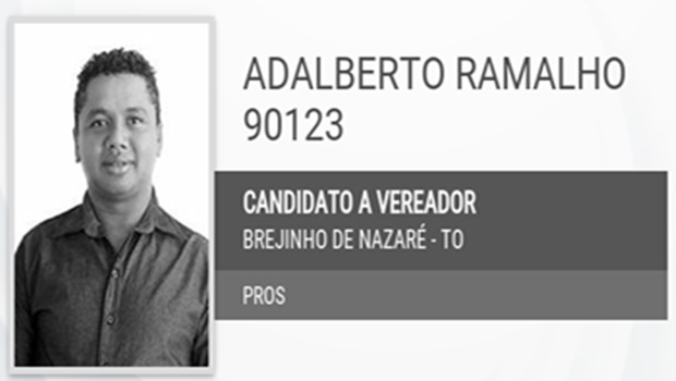 Ex-presidente da Câmara dos vereadores de Brejinho de Nazaré é condenado por improbidade administrativa