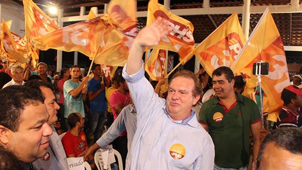 Mauro Carlesse (PHS) é reeleito para governo do Tocantins