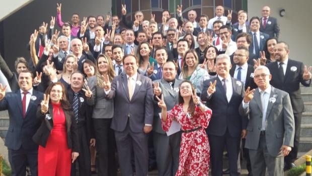Alexandre Caiado registra chapa para disputar presidência da OAB