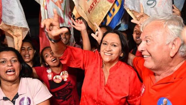 Única mulher na disputa pelo segundo turno, Fátima Bezerra é eleita governadora do RN