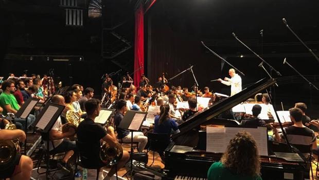 Filarmônica de Goiás grava álbum com obras de Claudio Santoro