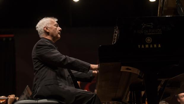 Jean-Louis Steuerman se apresenta com a Filarmônica de Goiás