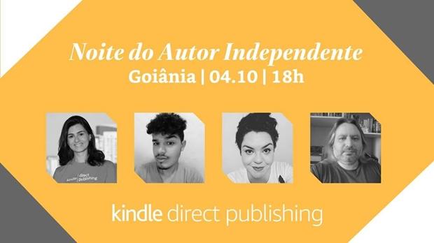 Autores independentes discutem processo de escrita e autopublicação