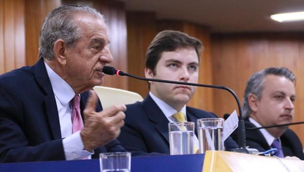 Iris Rezende sonda Ana Vitória Caiado (e Silvio Fernandes) para sua vice em Goiânia