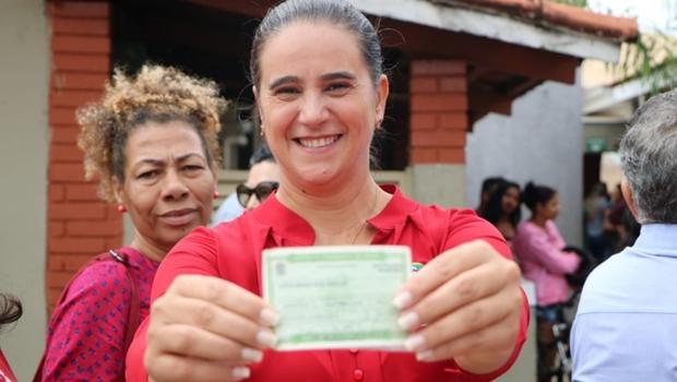 Kátia Maria vai permanecer no comando do PT e deve disputar mandato de deputada federal em 2022