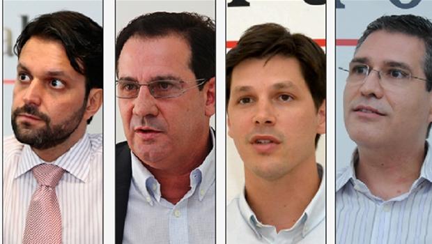Líderes políticos que podem suceder Ronaldo Caiado a partir de 2022 ou 2026