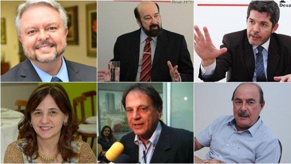 Listão de possíveis secretários do governador eleito Ronaldo Caiado