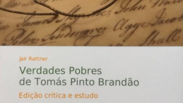 Tomás Pinto Brandão, um poeta renascido e revivido