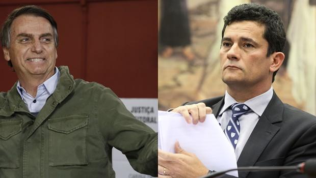 Pesquisa mostra que Bolsonaro ganha de Lula, Haddad, Doria e Huck. Só perde para Moro