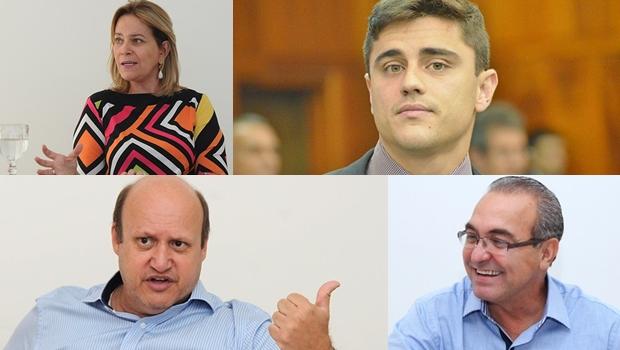 PSDB pode moderar com Jânio Darrot e radicalizar com Lereia ou Célio Silveira