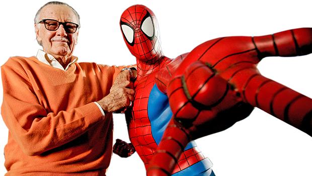 O crepúsculo do criador: o adeus a Stan Lee