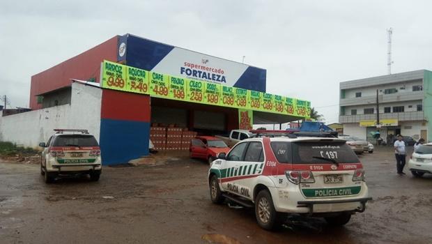 Polícia Civil fecha estabelecimento comercial e prende empresária que vendia produtos roubados