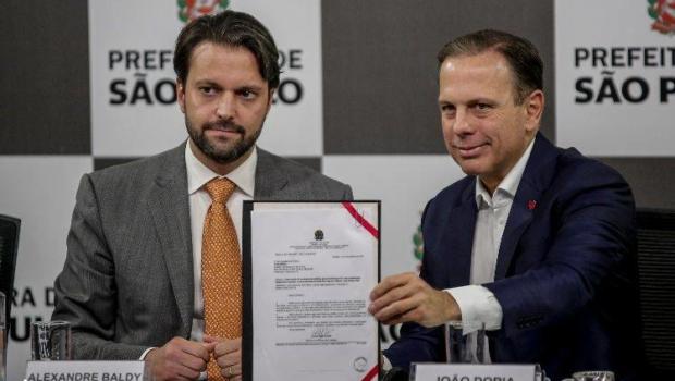 Alexandre Baldy deve ser secretário da Habitação do governo de João Doria