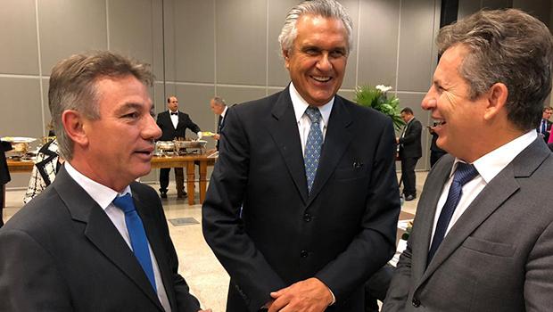 """Anápolis """"elegeu"""" três governadores em 2018"""