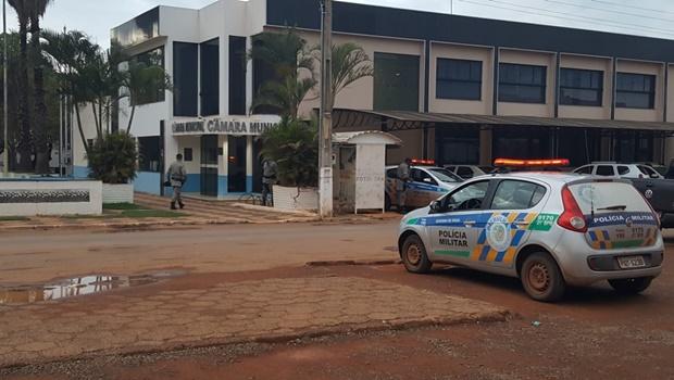 Prefeito de Planaltina de Goiás é alvo de operação contra fraude do MP