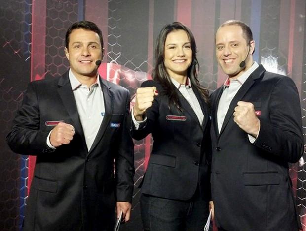Kyra Gracie pede demissão do canal Combate, especializado em lutas de MMA