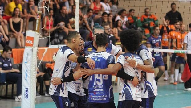 Anápolis será vai representar Goiás na Superliga B de voleibol