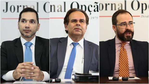 Alexandre Caiado sai na frente na disputa pela OAB