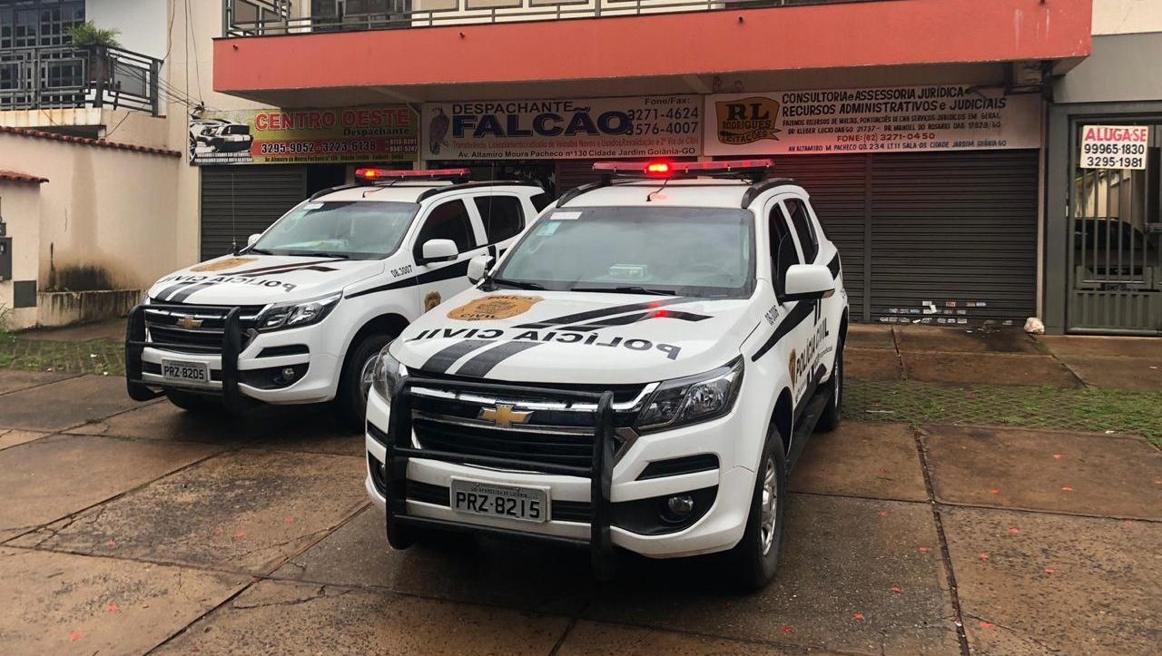 Operação combate contrabando, desvio de mercadorias e sonegação fiscal em Goiânia