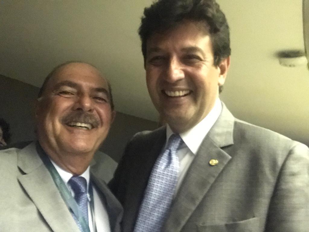 """Zacharias Calil diz que Mandetta, futuro ministro da Saúde, """"é técnico e competente"""""""